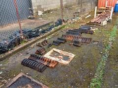 Brake Blocks (Tanllan) Tags: wllr welshpool llanfair light railway wales heritage tourist railroad steam train brake blocks