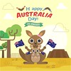 free vector Happy Australia Day 26 January Kangaroo With Baby Background (cgvector) Tags: 26 australia baby badge banner british calligraphic canberra celebration constitution country day democracy democratic election empire festival flag flat freedom government grunge hand happy holiday honor independence island january justice kangaroo liberation nation national new ocean oceania old pacific patriot pattern peace poster religion sign state strength symbol typographic vector victory vintage whiteaustraliadayflagholidayposter26nationaljanuaryvectorcelebrationcalligraphicflattypographicindependencecountryvictoryhappy