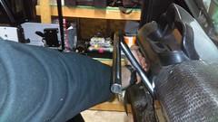 Terence Thomas GO-4 Fork change 3 (Handsomejimfrommaryland) Tags: go4 westward industries interceptor i one parking enforcement vehicle control arm arms tires wheels suspension trike ends