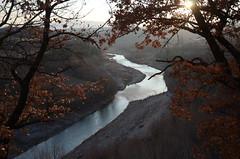 La Durance, au pied de Thèze (RarOiseau) Tags: couchant paysage rivière ladurance alpesdehauteprovence hiver thèze saariysqualitypictures 200fav v4000