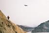 - (meubzh) Tags: condor scrambling viedma glaciar patagonia wilderness elchaltén cheerfulwindyweather walkwiththebird