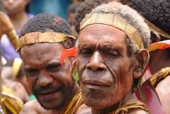 Dance and pan flutes (eomer1) Tags: papua new guinea scripture celebration papuanewguinea dancers traditional