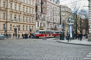 Vehicles of Prague