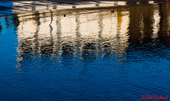 Harbour house reflections (red.richard) Tags: sea harbour reflections house abstract