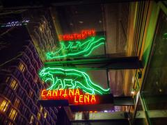 2017-01-28 - 064-070 - HDR (vmax137) Tags: 2017 wa washington seattle belltown neon sign cantina leña panasonic dmcgh3 hdr