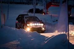 Rally Sweden 2018 (ba7b0y) Tags: car sport wrc2 wrc3 torsby värmland winter rally rallysweden wrc
