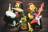 Metal Band (jezbags) Tags: metal band musician guitar drummer singer macro macrophotography macrodreams lego legos macrolego canon canon80d 80d 100mm closeup upclose