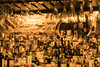 Good Times in Old Quebec (sullivan1985) Tags: portrait wife mirror bar bottles orange warm stone glasses liquor alcohol reflection canada qc québeccity québec loncleantoine