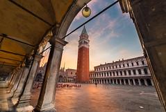 Piazza San Marco (Michele Naro) Tags: venetien veneto venezia venice venedig markusplatz italien italy italia italie iamnikon nikond610 samyang14mmf28