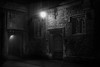 The Chambers (littlenorty) Tags: abingdon blackwhite buildings councilchambers england europe gear governmentbuildings night oxfordshire type unitedkingdom creepy eerie fuji1655 fujixt20