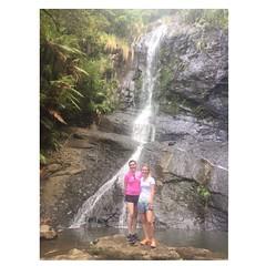 Fairy Falls, Waitakere, New Zealand. 7.1.2018 (aoifegray) Tags: fairyfalls waitakere waitakeremountains mountain hiking hike newzealand northisland hendersonvalley westcoast westauckland auckland