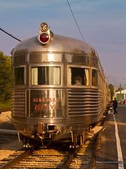 Zephyr Observation Car (tim_1522) Tags: railroad railfanning rail illinois il illinoisrailwaymuseum irm union nebraskazephyr cbq juno