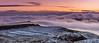 Castles in the Air (Peter Quinn1) Tags: peakdistrict derbyshire higgertor overowlertor winter snow snowylandscape evening january darkpeak panorama