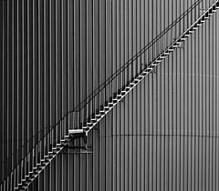 Stairway (JLM62380) Tags: stairway stairs staircase escalier port harbor urban réservoir cuve citerne tank industry