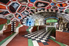 _MG_3162 - A museum under ground (AlexDROP) Tags: 2017 stockholm sweden underground metro art travel architecture color city wideangle urban scape canon6d ef16354lis best iconic famous mustsee picturesque postcard europe interior