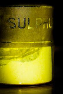 Sulphur Macro