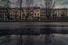 Rain reflections (Vagelis Pikoulas) Tags: rain rainy raining water reflection reflections street road houses canon 6d tokina 1628mm landscape city cityscape urban view autumn november 2017 mood clouds cloudy cloud dramatic drama drive