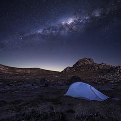 Camping Kosi (Jay Daley) Tags: kosciusko mountkosciusko camping tent milkyway stars universe astro nightphotography nightsky australia alpine nsw