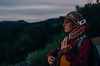 Música del horizonte (little bird ✈) Tags: portrait music guitar girl sunset mountain mountains villapehuenia neuquen argentina patagonia landscape sky beauty 3570mm nikon nikond7000 d7000 travel