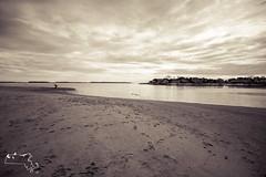 Yarmouth beach-51 (alanschererphotographer) Tags: capecod ocean beach harbor boats lighthouse clouds afternoon houses docks
