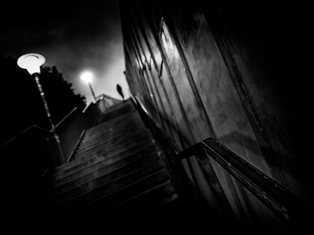 ..darkness..