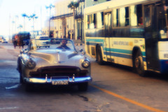 IMG_0163 (giltay) Tags: diana diana38mmsuperwide havana lahabana street car classiccar chevrolet cuba convertible 1950 deluxe