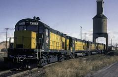I Sure Liked the C425's (ac1756) Tags: cnw chicagonorthwestern northwestern alco c425 escanaba michigan 4258