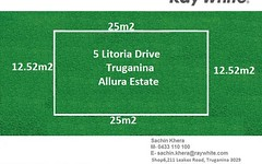 5 LITORIA DRIVE, Truganina VIC