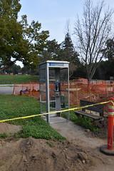 DSC_4432 (earthdog) Tags: 2018 needstags needstitle nikon d5600 nikond5600 18300mmf3563 phone payphone phonebooth losgatos losgatoscreektrail