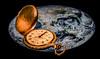TIME (x-raymond) Tags: clock watch world earth time dof flickr explorer canon eos digital gold fun longexposure hand