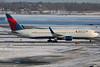 N191DN | Boeing 767-332ER/W | Delta Air Lines (cv880m) Tags: newyork kennedy jfk kjfk snow winter chaos aviation aircraft airplane jetliner airliner airline n191dn boeing 767 763 767300 767332 dal winglet delta deltaairlines