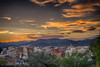 LA SÉNIA (juan carlos luna monfort) Tags: montsia tarragona puestadesol hdr nubes cielo nikond7200 filtrodegradado calma paz tranquilidad sigma1750