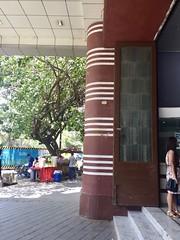 Eros Cinema[2017] (gang_m) Tags: 建築 architecture artdeco アール・デコ 映画館 cinema theatre mumbai2017 india インド mumbai bombay ムンバイ ムンバイー ボンベイ