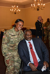 20180111-A-YK011-041 (704thpublicaffairs) Tags: 704thmi 704thmilitary intelligence brigade 704th electron recon staff sgt cashmere jefferson mlk fort george g meade martin luther king jr day col gadson double amputee gregory d