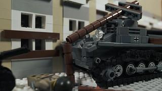 Wrecked Panzer I