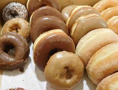 Work Donuts (earthdog) Tags: 2018 nikon nikoncoolpixs7000 coolpix s7000 food edible donut doughnut work office