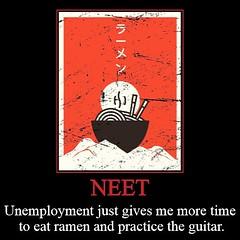 NEET (docextremeways) Tags: demotivational unemployment