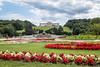 The Schonbrunn Gardens (mikecleggphotography) Tags: schonbrunnpalace arrangement austria beautiful city colorful day destination europe european flowers gardens gloriette gloriousdead spring summer tourism vacation vienna