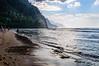 Na Pali coast views, Ke'e Beach, Hapuna State Park (bfluegie) Tags: hawaii kauai keebeach beach ocean water d90 nikond90