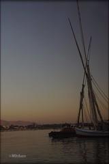 La primera mirada (mariadoloresacero) Tags: acero mdacero amanecer nilo river fleuve rivière río ship bâteau barco egypte egipto luxor sony ilca68