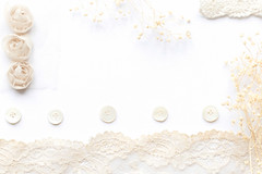 54/365: Some pretty things...[Explored...just] (judi may) Tags: 365the2018edition 3652018 day54365 23feb18 craftstash lace buttons driedflowers driedgypsophila gypsophila flowers flatlay dontknowwhereidbewithoutmycraftstash busybusybusy stilllife white whiteandcream prettystuff prettythings canon7d macro vintagebuttons things
