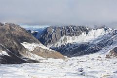 ESCAPADES - Les Diablerets (Suisse - VD) (delphinevacelet) Tags: landscape paysage montagnes mountains neige hiver winter snow switzerland suisse clouds nuages diablerets glacier3000