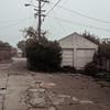 San Francisco (bior) Tags: square powerlines garage alley sanfrancisco crackedconcrete xf16mmf14 fujifilmxpro2 overcast