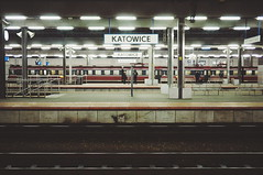 #9 #project365 Katowice railway station in the morning.