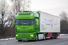 DAF XF105.460 SSC / Prestige Express (UA) (almostkenny) Tags: lkw truck camion ciężarówka daf xf105 ssc superspacecab ua ukraine bc bc0973bp prestigeexpress