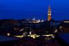 Venise - Les toits - La nuit (MaO de Paris) Tags: 2018 venise canon sanmarco bluehour 2470 heurebleue italie venezia venice doges basilique toits roofs