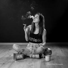 DSC_9979.n&b (JCBiker) Tags: fumée tabac cigarette tube nikon d750