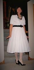 June 2 (Deedee Fullskirt) Tags: transvestite petticoat fullskirt crossdresser highheels