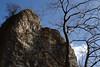 Le rocher de Scarigiöla, près de Gandria (Tessin) (25/12/2017 -18) (Cary Greisch) Tags: che carygreisch felsen gandria scarigiöla sentierodellolivo switzerland ticino rocher