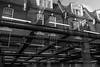 Brick Lane (Gary Kinsman) Tags: london bricklane e1 eastlondon eastend spitalfields canoneos5dmarkii canon5dmkii canon35mmf2 reflection layers window bw blackwhite 2018 urban architecture warehouse